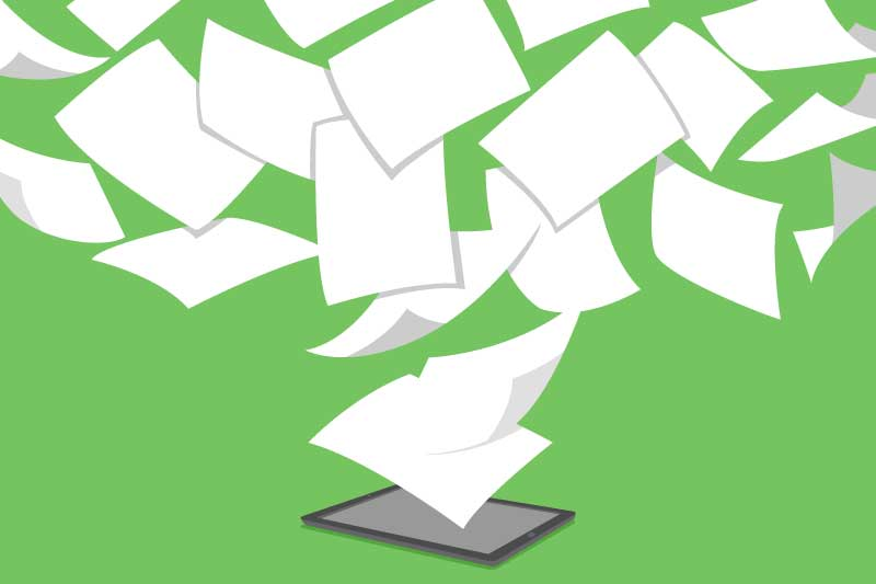 Paperless Is It Eco-Friendly