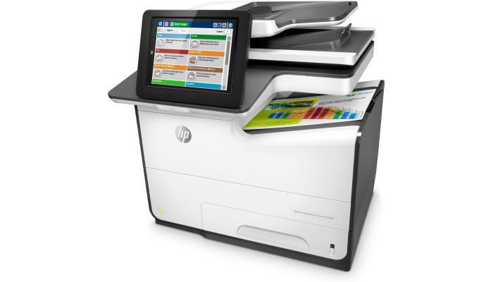 HP PageWide E58650DN/Z